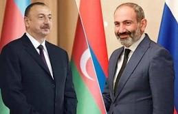 Putin, Aliyev ve Paşinyan'ın Dağlık Karabağ...