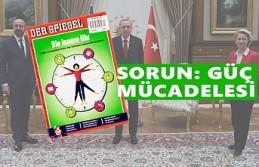 Ankara'daki 'Protokol Olayı'na Der Spiegel...