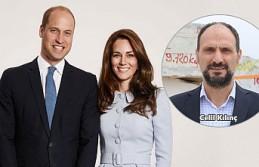 Prens William ve Kate'den Türk Firmasına Teşekkür
