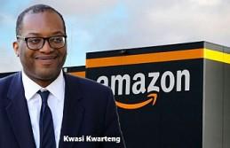 Amazon, İngiltere'de Büyümeyi Sürdürüyor