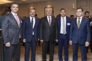Türk Eximbank'ın Avrupalı Türk Markalar Birliği Londra İş Dünyası Buluşması