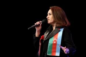 Azerin, 'Türkiye Azerbaycan Dostul Konseri'nde Sahne Aldı