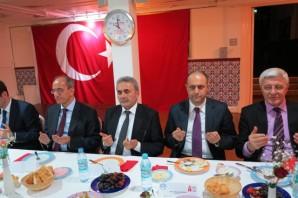 İngiltere Türk Diyanet Vakfı İftar Yemeği