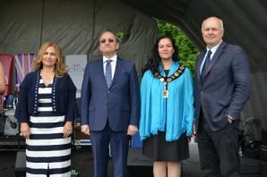 İngiltere Kıbrıs Türk Dernekleri Konseyi, Londra II. Kıbrıs Türk Kültür Festivali