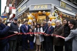 Efes Express Restaurant Londra Açılış