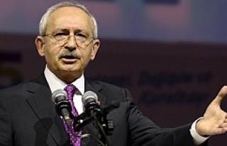 CHP liderliğine Kılıçdaroğlu yeniden seçildi