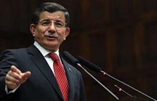 Davutoğlu, İran'a ambargoların kaldırılmasını...