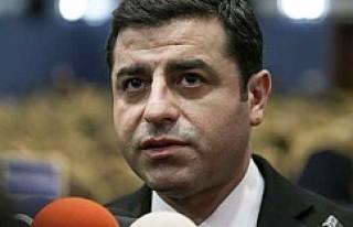 Demirtaş: 'HDP bütün Ortadoğu için yola...