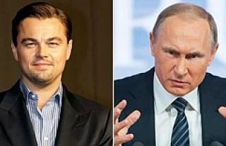 Leonardo DiCaprio, Putin'i oynayacak mı?