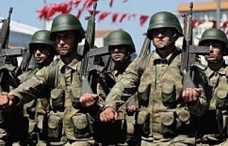 Zorunlu askerlik yerine profesyonel ordu
