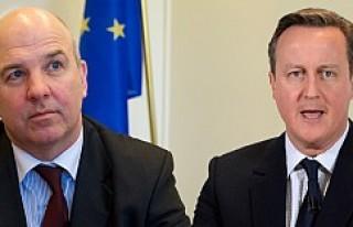 AB'den İngiltere'ye 'Yasadışı göçmen'...
