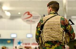 Belçika'da olağanüstü güvenlik önlemleri