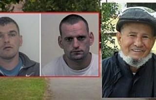 Müslümanı öldüren ırkçılar mahkum oldu