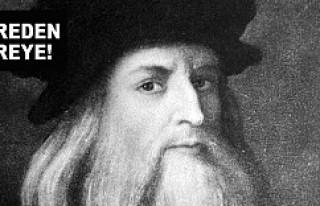 Leonardo Da Vinci'nin 'torunu' çıktı