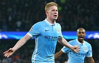 Manchester City tarihinde ilk kez yarı finalde