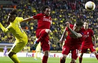 Villarreal karşısında Liverpool kaybetti