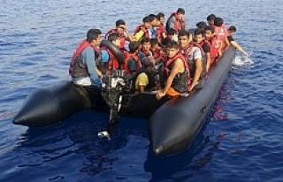 Göçmenler Yunanistan'dan Türkiye'ye kaçıyor