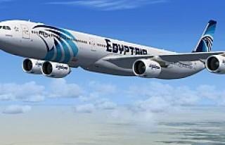 Kaybolan Mısır uçağı ile ilgili flaş gelişme!