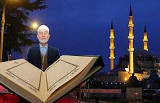 Ramazan'ın habercisi Berat Kandili kutlandı