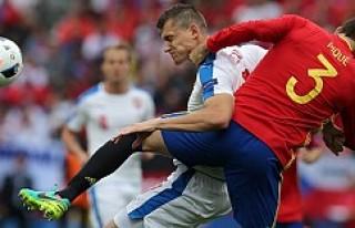 Euro 2016: İspanya - Çek Cumhuriyeti: 1-0
