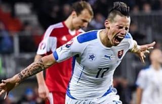 Euro 2016: Rusya - Slovakya: 1-2