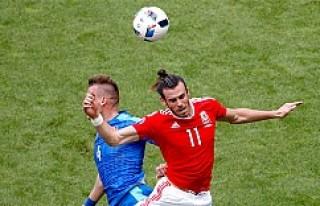 Galler, Slovakya'yı 2-1 yendi