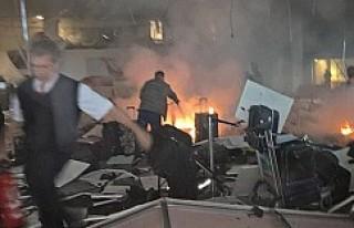 Havalimanı patlama ölü, yaralı sayısı