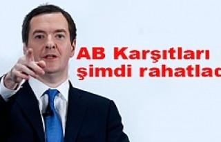 İngiliz Bakan Osborne da Türkiye sözü verdi!
