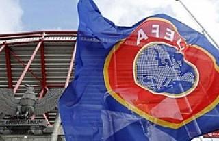 UEFA'dan, Rusya'ya ertelenmiş diskalifiye...