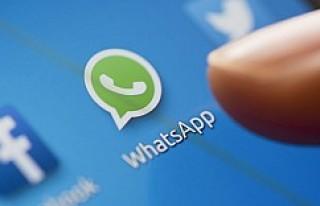 WhatsApp'a bir bomba özellik daha