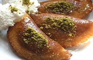Bayramda baklavaya alternatif Arap kadayıfı