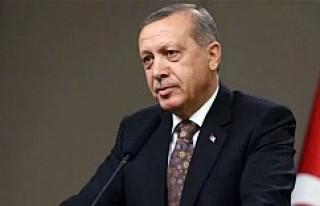 Erdoğan'dan Türkiye'deki Suriyelilere...