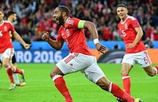 Galler - Belçika: 3-1