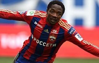 Leicester City'ye Nijeryalı golcü