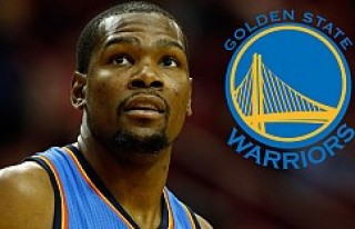 NBA'de yılın transferi: Kevin Durant, Golden...
