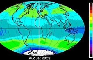 Ozon tabakasındaki delik kapanıyor!