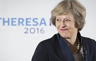 Theresa May'ın yeni vizyon mesajı!