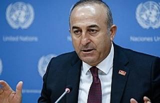Çavuşoğlu, fiari Askeri Steşeleri açıkladı!