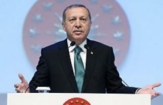 Erdoğan'dan Avrupa'ya 'Geri Kabul'...