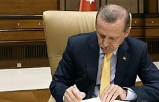 Erdoğan'dan, Uluslararası İşgücü Kanunu'na...