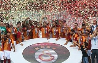 Galatasaray, Süper Kupa'nın sahibi oldu