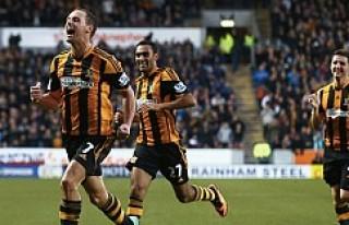 Leicester City, Hull City'ye mağlup oldu