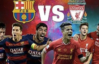 Liverpool Barcelona'yı perişan etti