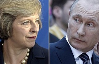 May ile Putin telefonda görüştü