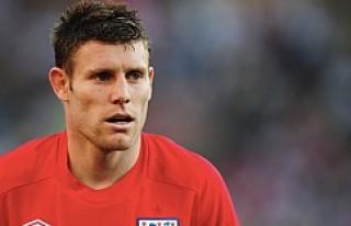 Milner, milli takım kariyerini noktaladı