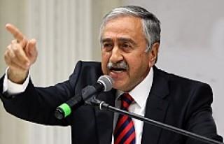 Mustafa Akıncı'dan Özgürgün'e sert...