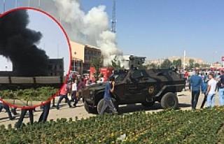 PKK'lı teröristler bu defa Elazığ'da...