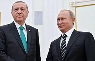 Putin'den şaşırtan PKK açıklaması!