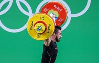 Rio'da ilk gümüş madalya halderden geldi