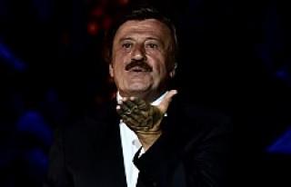 Selami Şahin 50. sanat yılı konseri verdi